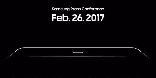 Samsung just sent out invites for the unveiling of an unknown device — and it doesn't look like the Galaxy S8