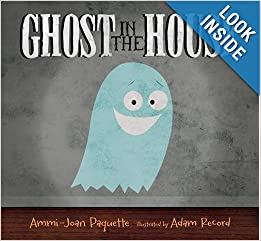 Book Review - Ghost in the House
