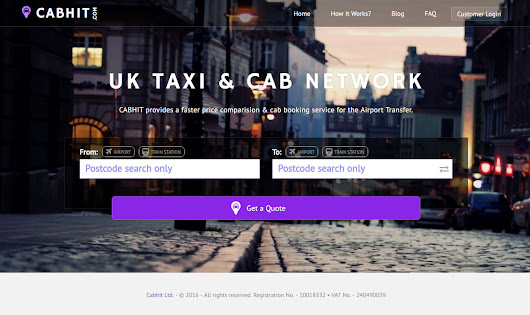 Taxi To Oxford From London Gatwick Airport - Cheap Cab Quotes & Book Online