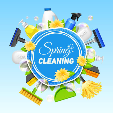 Blog | Mega Cleaning London | What to do during a spring cleaning