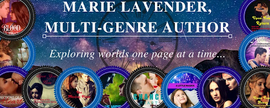 An Interview With Author Marie Lavender