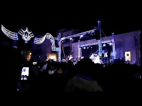 Grande successo per il concerto di Francesco D'Aleo