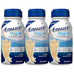Ensure Original Nutrition Shake, Vanilla - 6 pack, 8 fl oz bottles