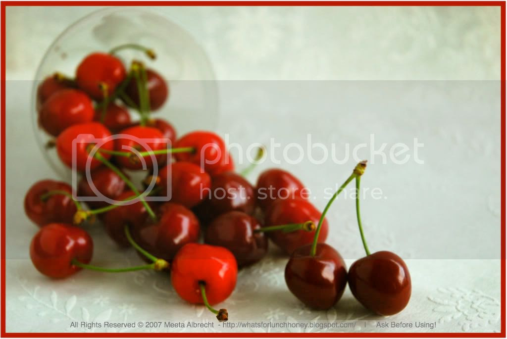 Cherries by Meeta Albrecht