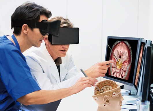 The 9 Healthcare Companies Making Innovations in Virtual Reality - Touchstone Research