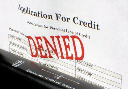 6 Reasons Why You Might be Declined for a Small Business Loan