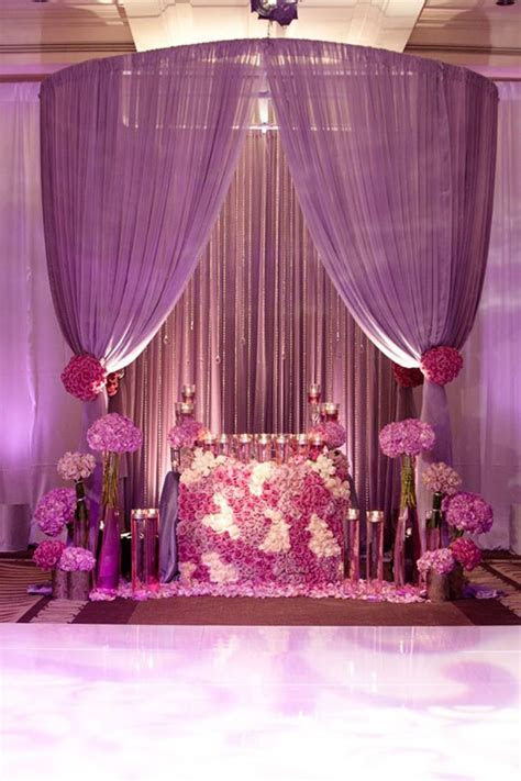 sweetheart table   PINK LOTUS EVENTS