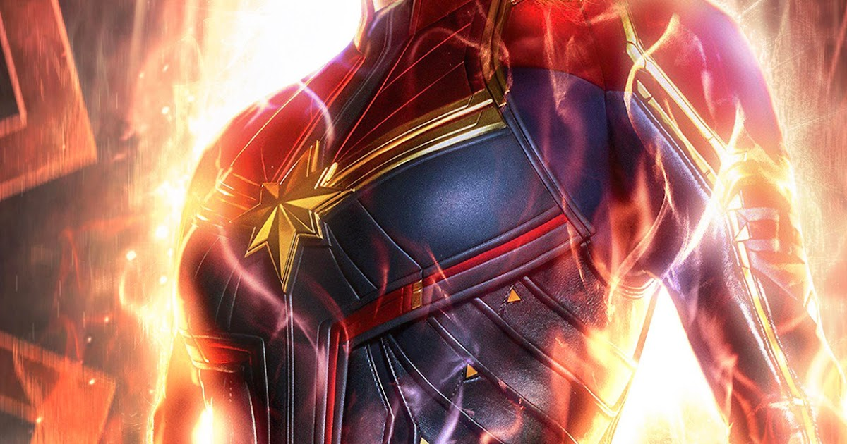 1242x2688 Captain Marvel Official Art 4k Iphone XS MAX HD ...
