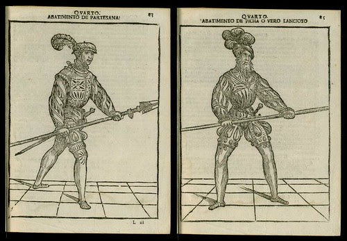 L'arte de l'Armi by Achille Marozzo, 1536 g