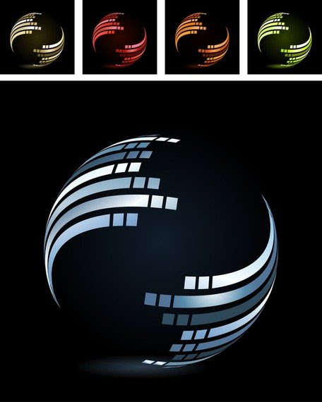 Dynamic Lines Of The Symphony Ball, Vector Files - Clipart.me