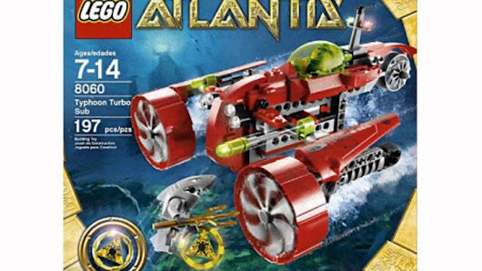 Atlantis Typhoon Turbo Sub