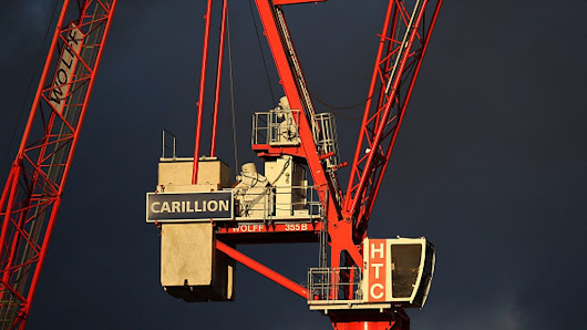 Carillion suppliers' help ends in 48 hours