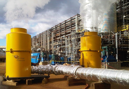 Pre-Engineering of Steam Blows for an Alberta Refinery - FourQuest Energy