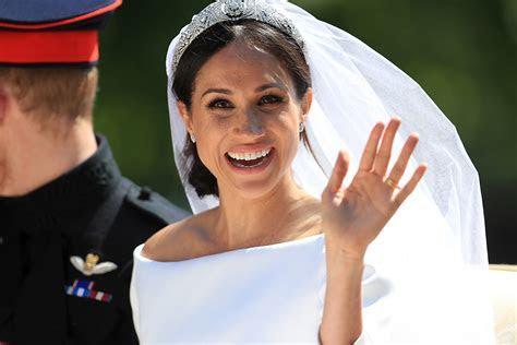 Meghan Markle's Wedding Dress Cost Less Than Kate