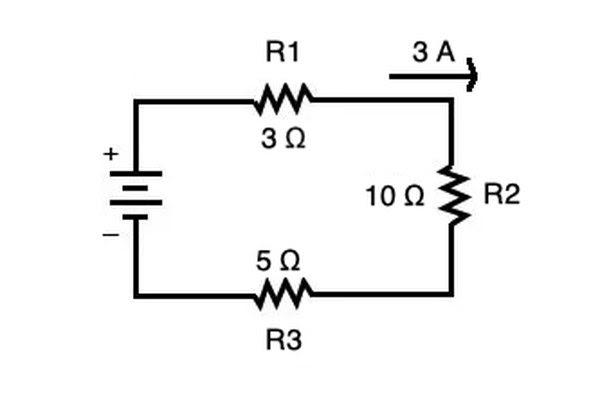 Resistor In Parallel And Series Worksheet