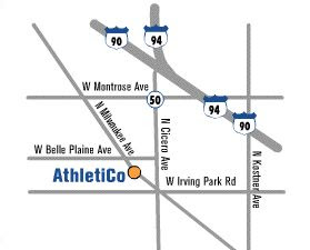 Portage Park / Six Corners - Athletico