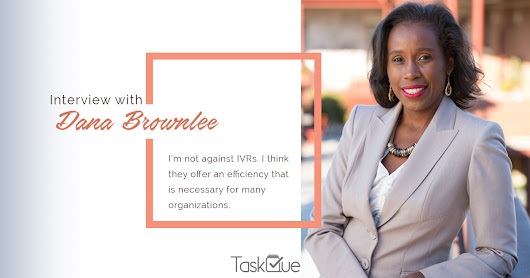 An Exclusive Interview With Corporate Trainer Dana Brownlee