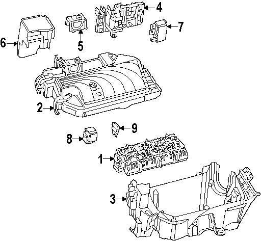 2004 Mercury Mountaineer Parts Diagram
