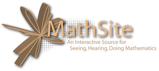 MathSite: An Interactive Source for Seeing, Hearing, Doing Mathematics