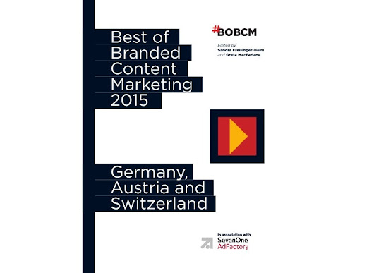 Best of Branded Content Marketing 2015: Germany, Austria and Switzerl…