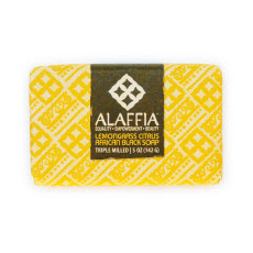 Lemongrass Citrus African Black Soap $4.49