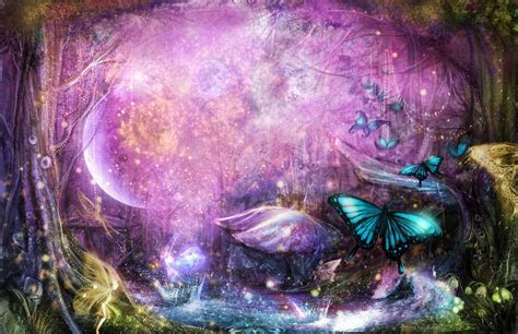 Butterfly Fantasy, HD Artist, 4k Wallpapers, Images