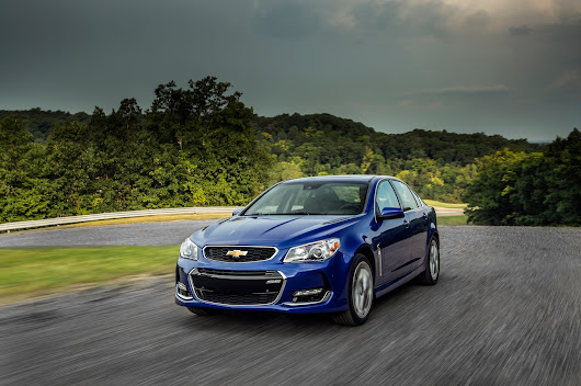 Now's Your Last Chance to Order a Chevrolet SS - Motor Trend