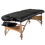 Inner Strength Sycamore Portable Massage Table Package by Earthlite