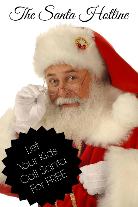 The Santa Hotline
