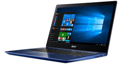 Le nouveau Core i5-8250U Coffee Lake embarqué sur l'Acer Swift 3