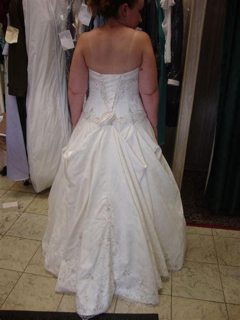 three point over bustle   weddings   Wedding dress bustle
