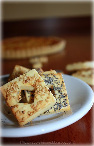 quiche e biscotti