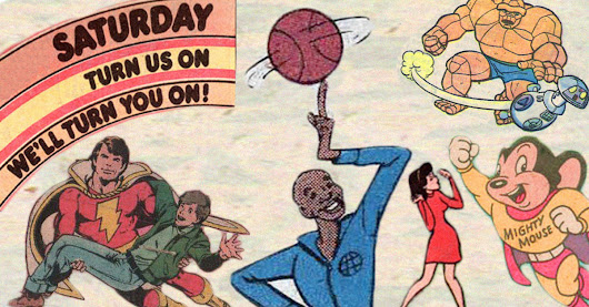 Do you remember all these 1970s Saturday morning cartoons?