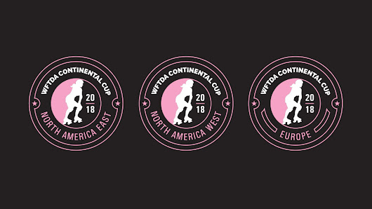 2018 WFTDA Continental Cups Hosts and Locations Released – WFTDA