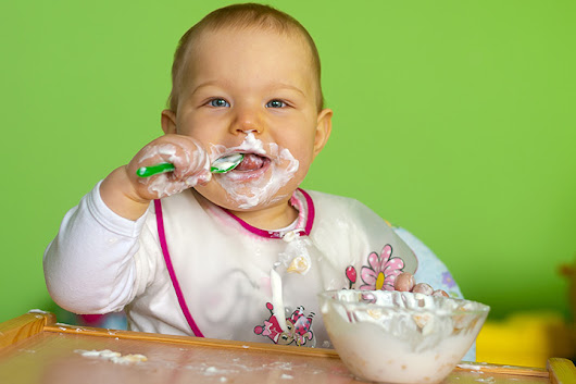 Greek Yogurt For Babies - Everything You Need To Know
