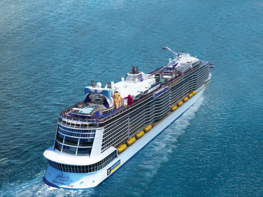 Quantum of the Seas: The New Standard in Cruise Ships 2014 - 2015