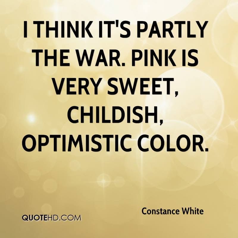 Constance White Quotes Quotehd