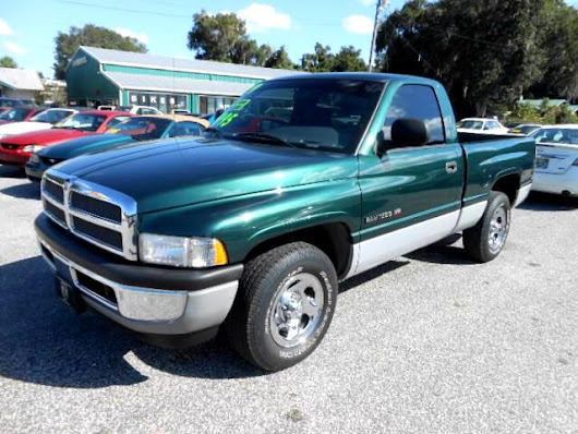 Used 1999 Dodge Ram 1500 for Sale in Deland FL 32720 Richard Bell Auto Sales & Powersports