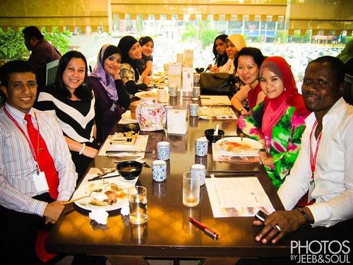 Lunch @ Saisake, Wisma UOA