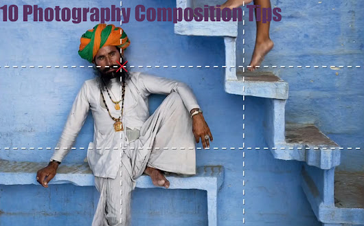 10 Photography Composition Tips Illustrated In 3 Minutes [VIDEO]