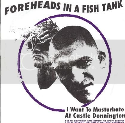 Foreheads in a Fishtank