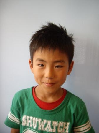 小学生 男の子 ヘアスタイル - ショートのキッズのヘアスタイルギャラリー Rasysa(らしさ)