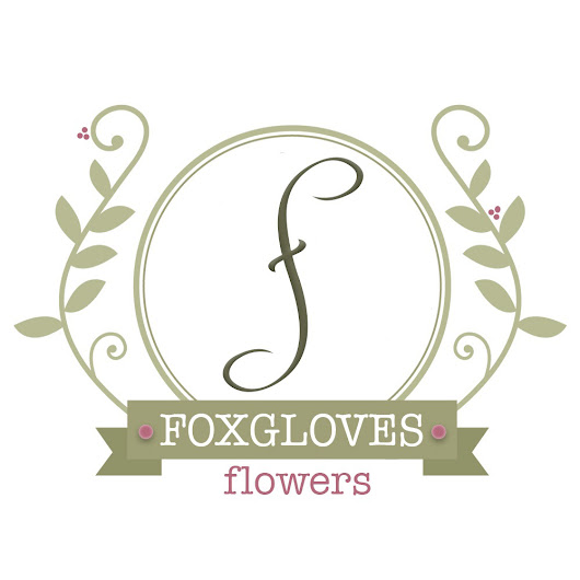 Our new logo, revealed! - Foxgloves Flowers
