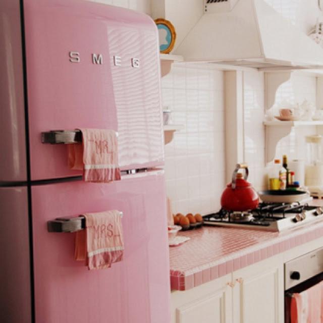 pink SMEG