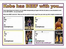 BEEF Set Shot Basketball Non Doer Workcard by