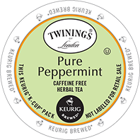 Twinings Pure Peppermint Keurig® K-Cup® tea
