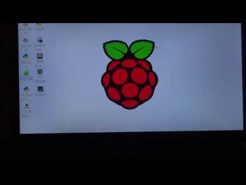 Playing YouTube videos in the browser on the Raspberry Pi