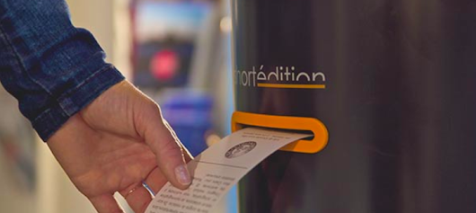 France's Beloved Short Story Dispensers Are Coming to America