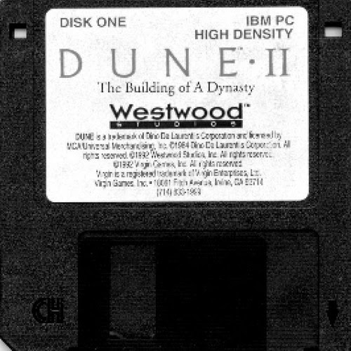Dune II: The Building of A Dynasty by MASTER BOOT RECORD