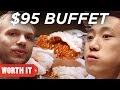 Buffet Comparison Video Taken To The Extreme - Video